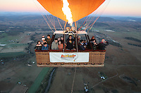 20160629 June 29 Hot Air Balloon Gold Coast