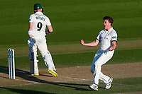 Yorkshire v Notts, Day 3 - 22 Apr 2018