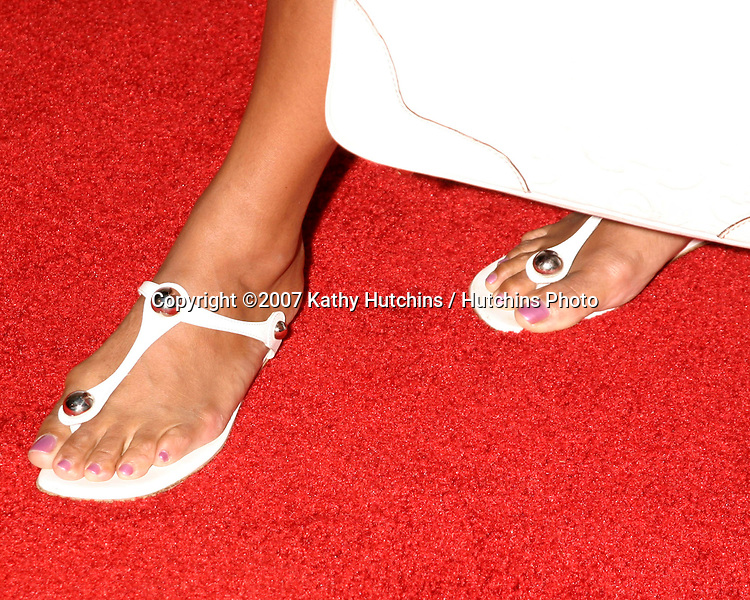 Eva LaRue.CBS TCA Summer Press Tour Party.Wadsworth Theater.Westwood, CA.July 19, 2007.©2007 Kathy Hutchins / Hutchins Photo....