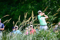 Jamie Lovemark (USA) watches his tee shot on 10 during round 2 of the Shell Houston Open, Golf Club of Houston, Houston, Texas, USA. 3/31/2017.<br /> Picture: Golffile | Ken Murray<br /> <br /> <br /> All photo usage must carry mandatory copyright credit (&copy; Golffile | Ken Murray)