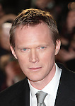 NON EXCLUSIVE PICTURE: MATRIXPICTURES.CO.UK<br /> PLEASE CREDIT ALL USES<br /> <br /> WORLD RIGHTS<br /> <br /> English actor Paul Bettany attending the UK Premiere of Mortdecai at Empire Leicester Square, in London.<br /> <br /> JANUARY 19th 2015<br /> <br /> REF: GBH 15182