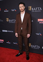 06 January 2018 - Beverly Hills, California - Sam Rockwell. 2018 BAFTA Tea Party held at The Four Seasons Los Angeles at Beverly Hills in Beverly Hills. <br /> CAP/ADM/BT<br /> &copy;BT/ADM/Capital Pictures