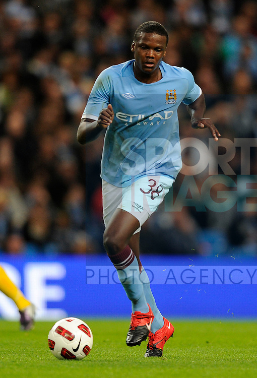 Dedryck Boyata of Manchester City