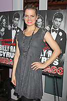 Amy Spanger attends the after-party to celebrate Billy_Ray_Cyrus' Broadway debut in the musical &quot;Chicago&quot; at Victor's Cafe in New York, 05.11.2012...Credit: Rolf Mueller/face to face / MediaPunch Inc  ***online only for weekly magazines**** /NortePhoto .<br />