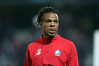 Loic Remy of Lille OSC before Lille OSC vs Chelsea, UEFA Champions League Football at Stade Pierre-Mauroy on 2nd October 2019