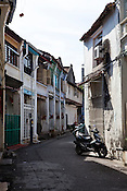A small street in the heritage Georgetown of Penang, Malaysia. Photo: Sanjit Das/Panos