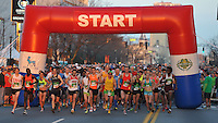 Rodes City Run, the second leg of the Louisville Triple Crown of Running