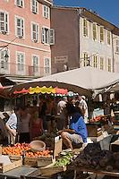 Europe/France/Rhône-Alpes/26/Drôme/Montélimar: le marché