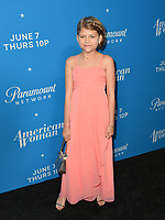 Lia McHugh at the premiere party for &quot;American Woman&quot; at the Chateau Marmont, Los Angeles, USA 31 May 2018<br /> Picture: Paul Smith/Featureflash/SilverHub 0208 004 5359 sales@silverhubmedia.com