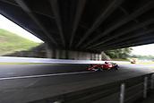 6th October 2017, Suzuka Circuit, Suzuka, Japan; Japanese Formula One Grand Prix, Friday Free Practice; Sebastian Vettel - Scuderia Ferrari