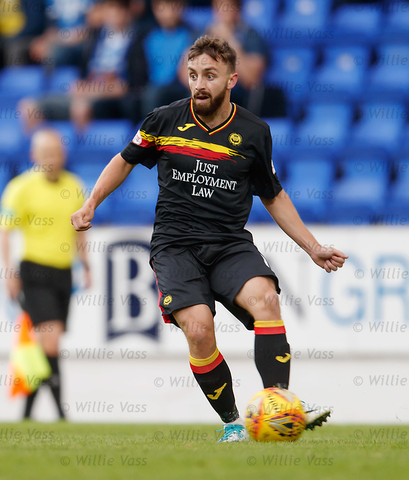 Steven Lawless, Partick Thistle