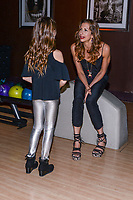 NEW YORK CITY - MARCH 15: Olivia Edward and Alysia Reiner attends FX Networks 2018 Annual All-Star Bowling Party at Lucky Strike Manhattan on March 15, 2018 in New York City. (Photo by Anthony Behar/FX/PictureGroup)