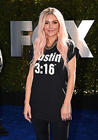 """LOS ANGELES - OCTOBER 4: Maria Menounos attends the kick-off event for the """"WWE Friday Night Smackdown on FOX"""" at Staples Center on October 4, 2019 in Los Angeles, California. (Photo by Frank Micelotta/Fox Sports/PictureGroup)"""