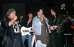 Sam Kinison, Richie Sambora, Leslie West, David Bryan at NAMM 1987