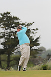 Declan O'Neill (Carton House) on the 11th Tee, Day 2 at the East of Ireland Amateur Open Championship 2011 in Co.Louth Golf Club....(Photo credit should read Jenny Matthews www.newsfile.ie)....This Picture has been sent you under the conditions enclosed by:.Newsfile Ltd..The Studio,.Millmount Abbey,.Drogheda,.Co Meath..Ireland..Tel: +353(0)41-9871240.Fax: +353(0)41-9871260.GSM: +353(0)86-2500958.email: pictures@newsfile.ie.www.newsfile.ie.