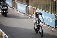 Romain Bardet (FRA/AG2R-La Mondiale)<br /> <br /> Stage 5 (ITT): Barbentane to Barbentane (25km)<br /> 77th Paris - Nice 2019 (2.UWT)<br /> <br /> ©kramon