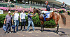 Indebted winning at Delaware Park on 7/31/14
