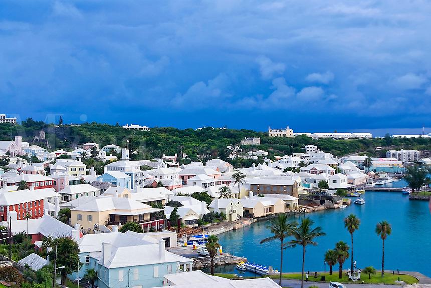 St George Parish and town, Bermuda