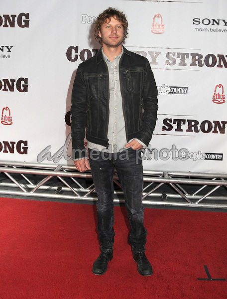 "08 November 2010 - Nashville, TN - Dierks Bentley. ""Country Strong"" World Premiere held at the Green Hills Cinema. Photo Credit: Laura Farr/AdMedia"