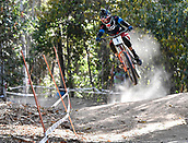 7th September 2017, Smithfield Forest, Cairns, Australia; UCI Mountain Bike World Championships; Danny Hart GBR during downhill practice
