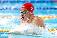 Picture by Alex Whitehead/SWpix.com - 06/04/2018 - Commonwealth Games - Swimming - Optus Aquatics Centre, Gold Coast, Australia - James Wilby of England during the Men's 100m Breaststroke semi-finals.