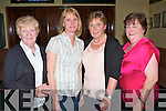 NA GAEIL LADIES: Having great fun at the Na Gaeil annual social at their clubhouse on Saturday l-r: Mary Slattery, Pauline Fitzmaurice, Kathleen Dillane and Pat Boyle.
