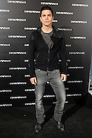 Alex Gonzalez attends the Emporio Armani Boutique opening at Serrano street in Madrid, Spain. April 08, 2013. (ALTERPHOTOS/Caro Marin) /NortePhoto