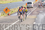 Cyclists from around Munster who took part in the Lacey Cup Cycling Race from Tralee to West Kerry on Sunday..