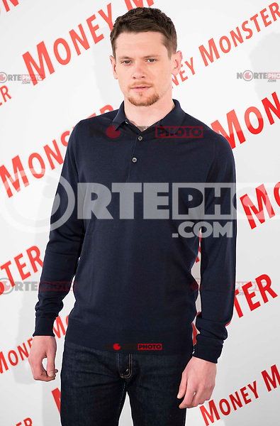 "American actor Jack O'Connell during the presentation of the film ""Money Monster"" in Madrid. May 18, 2016. (ALTERPHOTOS/Borja B.Hojas) /NortePhoto.com"