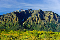 St. Elias Mountains<br /> Kluane National Park<br /> Yukon<br /> Canada