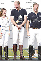 Polo at Badminton<br /> Prince Wiliiam<br /> at The Beaufort Polo Club, Tilbury, Gloucestershire, England on June 10, 2018.<br /> CAP/GOL<br /> &copy;GOL/Capital Pictures