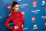 Ariadne Artiles attends to the photocall of the Gala Sida at Palacio de Cibeles in Madrid. November 21, 2016. (ALTERPHOTOS/Borja B.Hojas)
