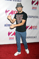 NEW YORK, NY - DECEMBER 07: Jason Mraz at Z100's Jingle Ball 2012, presented by Aeropostale, at Madison Square Garden on December 7, 2012 in New York City. NortePhoto