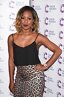 Liberty X (Kelli Young)<br /> arriving at James Ingham's Jog On To Cancer, in aid of Cancer Research UK at The Roof Gardens in Kensington, London. <br /> <br /> <br /> ©Ash Knotek  D3248  12/04/2017