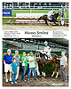 Always Smiling winning at Delaware Park racetrack on 6/12/14