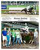 Always Smiling winning at Delaware Park racetrack on 6/12/14