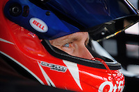 May 31, 2008; Dover, DE, USA; Nascar Sprint Cup Series driver Carl Edwards during practice for the Best Buy 400 at the Dover International Speedway. Mandatory Credit: Mark J. Rebilas-US PRESSWIRE