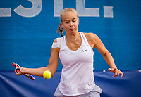Amstelveen, Netherlands, 1 August 2020, NTC, National Tennis Center, National Tennis Championships,  Womans Final Bente Spee (NED)<br /> Photo: Henk Koster/tennisimages.com