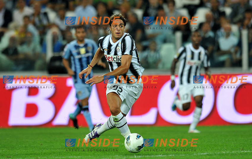 "Alessandro MATRI (Juventus).Torino 8/9/2011 Stadio ""Juventus stadium"".Football Calcio 2011/2012 Friendly match.Football Calcio Juventus Vs Notts County.Foto Insidefoto Alessandro Sabattini..."