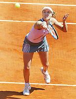 6-6-06,France, Paris, Tennis , Roland Garros, Martina Hingis