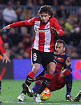 17.01.2016 Camp Nou, Barcelona, Spain. La Liga day 20 march between FC Barcelona and Athletic Club. Neymar and Ituraspe