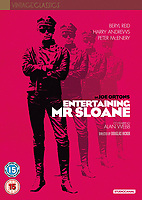 Entertaining Mr. Sloane (1970) <br /> DVD COVER ART<br /> *Filmstill - Editorial Use Only*<br /> CAP/KFS<br /> Image supplied by Capital Pictures