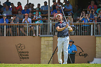 during day 2 of the Valero Texas Open, at the TPC San Antonio Oaks Course, San Antonio, Texas, USA. 4/5/2019.<br /> Picture: Golffile | Ken Murray<br /> <br /> <br /> All photo usage must carry mandatory copyright credit (&copy; Golffile | Ken Murray)