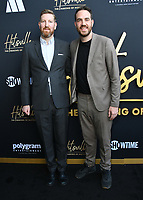 "08 August 2019 - Los Angeles, California - Ben Turner, Gabe Turner. Showtime's ""Hitsville: The Making Of Motown"" Los Angeles Premiere held at Harmony Gold.    <br /> CAP/ADM/BT<br /> ©BT/ADM/Capital Pictures"
