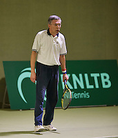 March 5, 2015, Netherlands, Hilversum, Tulip Tennis Center, NOVK, Rolf Thung (NED)<br /> Photo: Tennisimages/Henk Koster