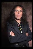 DIO - Ronnie James Dio photosession in Los Angeles, CA USA - 1996.  Photo: © Kevin Estrada / Iconicpix
