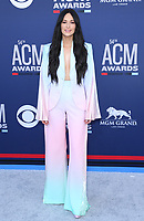 07 April 2019 - Las Vegas, NV - Kacey Musgraves. 2019 ACM Awards at MGM Grand Garden Arena, Arrivals. Photo Credit: mjt/AdMedia