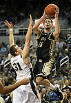 Idaho @ Nevada men's basketball 020412