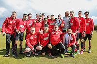 Ampthill U18 v Renhold United Reserves - Beds County Football - Watson Shield Final - 30/04/16
