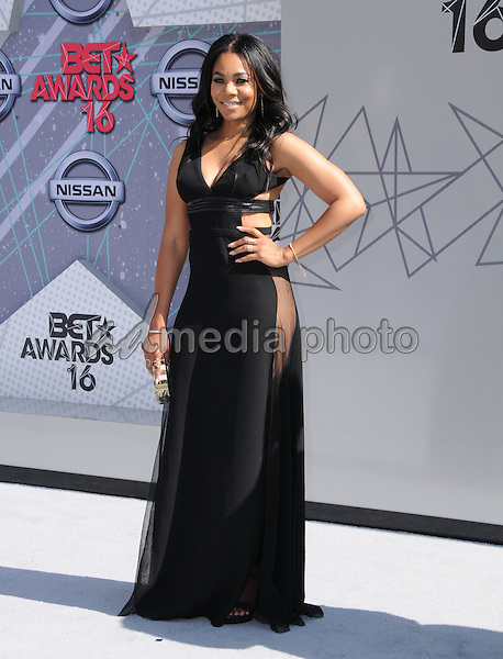 26 June 2016 - Los Angeles. Regina Hall. Arrivals for the 2016 BET Awards held at the Microsoft Theater. Photo Credit: Birdie Thompson/AdMedia